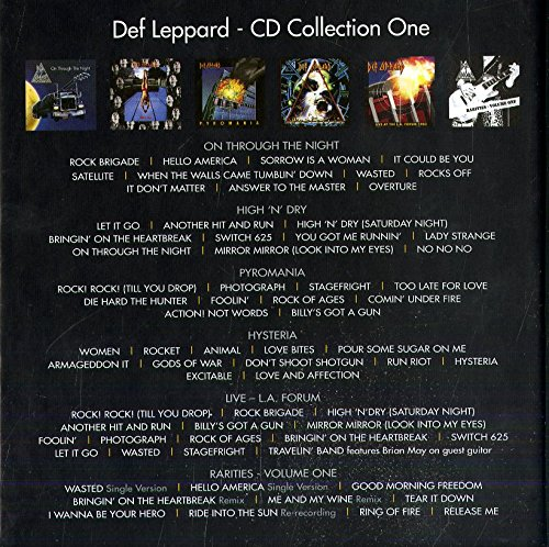 THE CD BOX SET 1-LTD.