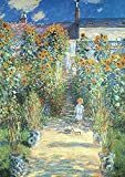 アートデリ ポスター DXポスター クロード・モネのアートポスター Claude Monet A1 P-A1-FIN- MONE-0033 P-A1-FIN- MONE-0033