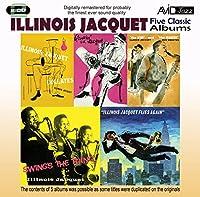 Jacquet - Five Classic Albums