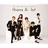 【Amazon.co.jp限定】AAA 15th Anniversary All Time Best -thanx AA…
