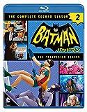 バットマン TV<セカンド・シーズン> コンプリート・セット[Blu-ray/ブルーレイ]