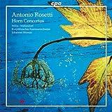 ロゼッティ:ホルン協奏曲集 (Antonio Rosetti: Horn Concertos)
