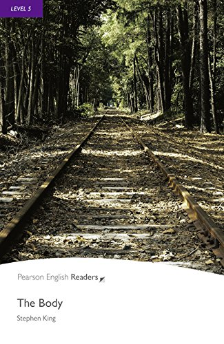 Penguin Readers: Level 5 THE BODY (Pearson English Graded Readers)の詳細を見る