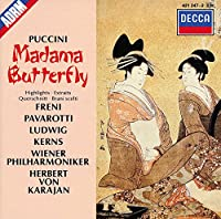 Madame Butterfly (Highlights)
