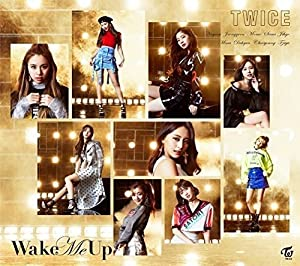 Wake Me Up(初回限定盤B)<CD+DVD>