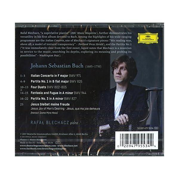 Bach, J.S.: Recitalの紹介画像2