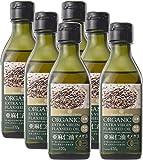 Best 漂白油 - JASオーガニック認定 エキストラ バージン フラックスシードオイル 170g 6本 organic extra Review