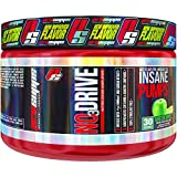 ProSupps NO3 Drive Powder Nitric Oxide Amplifier, Green Apple, 144 Gram by PRO SUPPS