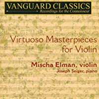 VIRTUOSO MASTERPIECES FOR VIOLIN