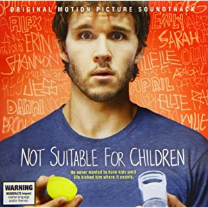 NOT SUITABLE FOR CHILDREN - OST