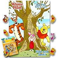Winnie the Pooh Colouring Book with Stickers 96-page Colouring Book with Winnie the Pooh Stickers Pack & Bookplate Sticker