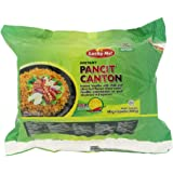 Lucky Me! Instant Pancit Canton Chilimansi (Chow Mein Chili and Citrus) Flavor, 60g (Pack of 6)