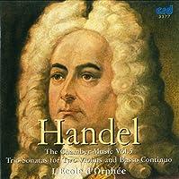 Handel: Trio Sonatas/Sinfonia
