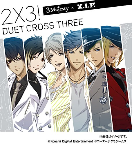 2×3!~DUET CROSS THREE!~通常版の詳細を見る