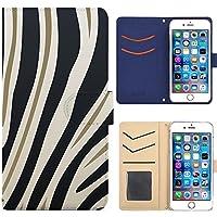Jenny Desse iphone 7 ケース 手帳型 カバー スタンド機能 カードホルダー