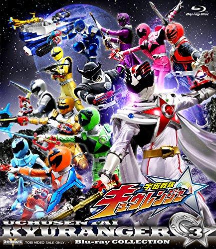 スーパー戦隊シリーズ 宇宙戦隊キュウレンジャー Blu-ra...