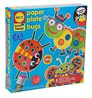 ALEX Toys Little Hands Paper Plate Bugs [Floral] [並行輸入品]