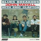 BLUES BREAKERS WITH ERIC CLAPTON [LP] (BLUE VINYL) [12 inch Analog]