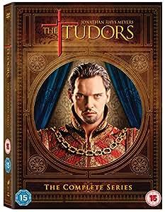 The Tudors Complete Season 1 - 4 / チューダーズヘンリー8世 背徳の王冠[DVD][Import]