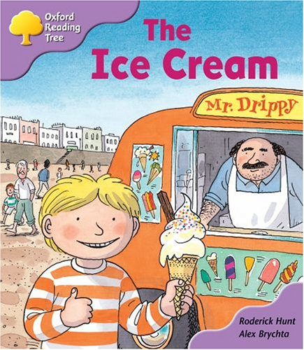 Oxford Reading Tree: Stage 1+: First Phonics: The Ice Creamの詳細を見る