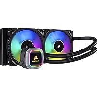 Corsair H100i RGB Platinum 水冷一体型 CPUクーラー [Intel/AMD両対応] FN12…