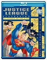 Justice League of America: Season 2 [Blu-ray] [Import]