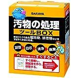 汚物の処理 ツールBOX 65131 サラヤ