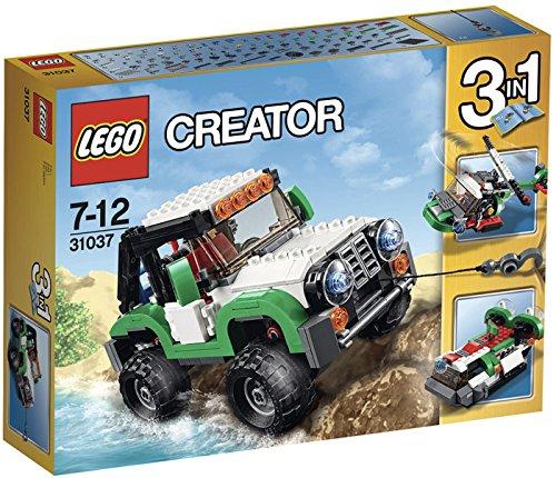 レゴ (LEGO) クリエイター オフロードカー 31037