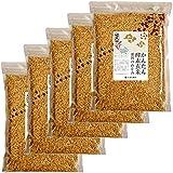 那智のめぐみ かんたん酵素玄米3合 5個セット 和歌山県産玄米 無農薬小豆 天然塩