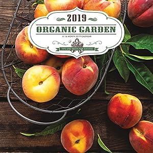 Organic Garden 2019 Calendar