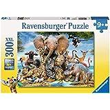 Ravensburger 13075 Favourite Wild Animals Puzzle 300pc,Children's Puzzles