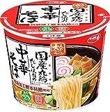 サッポロ一番 大人のミニカップ 中華そば 40g ×12食