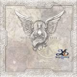 日本ファルコム オリジナルサウンドトラック イース6