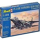 1/144 F-15E ストライクイーグル (爆弾付)
