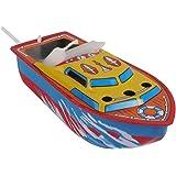 キャンドルボート 鉄製 モデル 模型 12.5cm おもちゃ 知育玩具 贈り物 ギフト