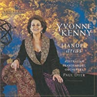 Handel: Arias by Yvonne Kenny (1998-03-30)