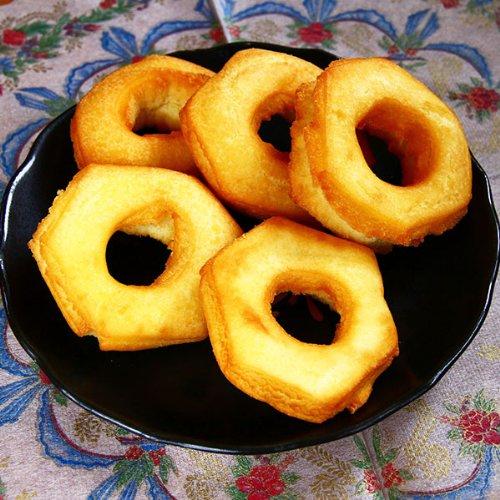 【冷凍ドーナツ】オーランドフーズ タマゴドーナツ(R-4) 40g×20個×10袋