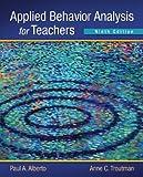 Applied Behavior Analysis for Teachers (English Edition) 画像