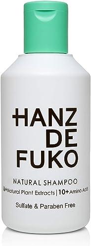 Hanz de Fuko Natural Shampoo, 237ml