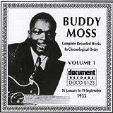 Buddy Moss Vol 1 1933