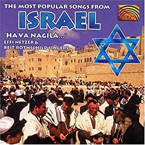 Most Popular Songs from Israel: Hava Nagila