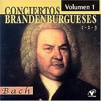 Vol. 1-Conciertos Brandenburgueses 1-3