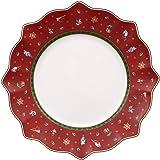 Villeroy & Boch Toy's Delight Dinner Plate Red