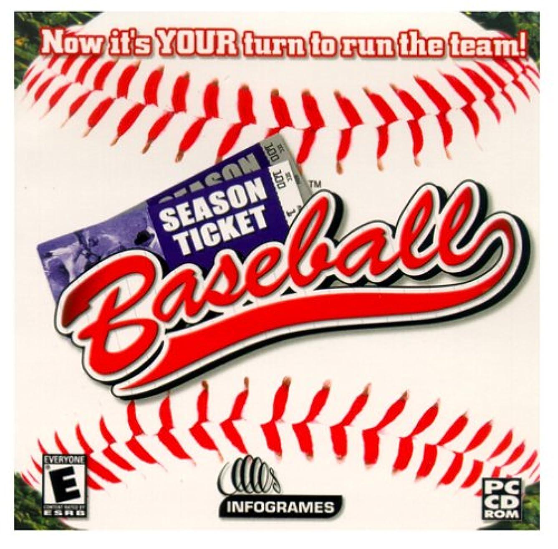 マディソン遺産半ばSeason Ticket Baseball (Jewel Case) (輸入版)