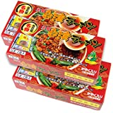 「名古屋名物」味仙 元祖台湾ラーメン(かやく、生めん2食入り) 3箱セット 郭政良 監修