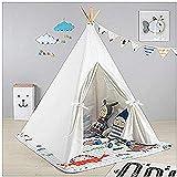 ティピーテント キッズ テント 子供 テントハウス 誕生日 出産祝 プレゼント 秘密基地 子供用テント 室内用テント