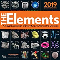 Elements 2019 ウォールカレンダー More Science History by BrownTrout