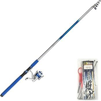RISEWAY(ライズウェイ) ロッド 釣れるンジャー 投げセット 240(2.4m)