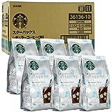 (粉まとめ買い)スターバックス「Starbucks(R)」 アイスコーヒー ブレンド 中細挽きタイプ(140g) 1ケース