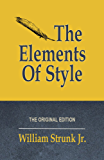 The Elements of Style (Illustrated) (English Edition)